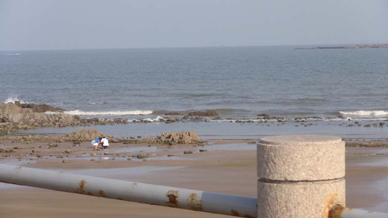 《大连青岛行(六)--海边》